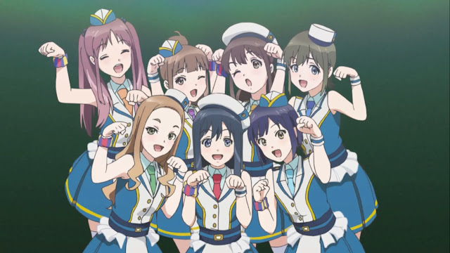 Wake Up, Girls! Shin Shou Episode 9 Subtitle Indonesia
