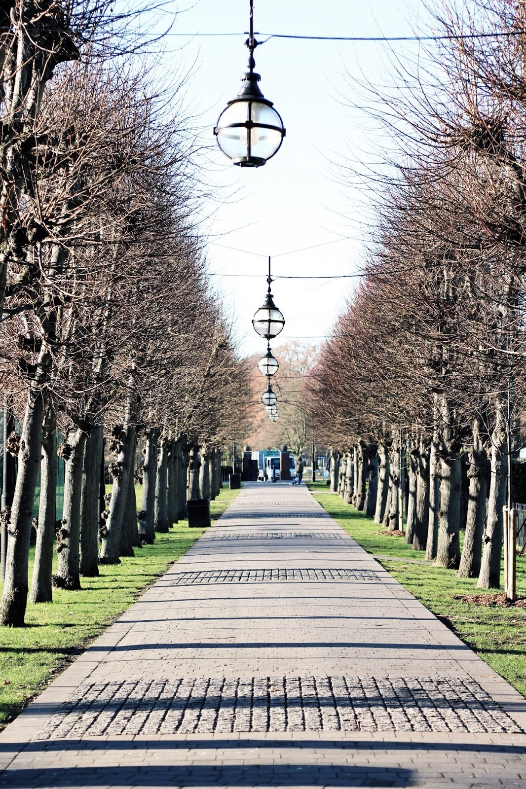 A Winter afternoon in Royal Windsor