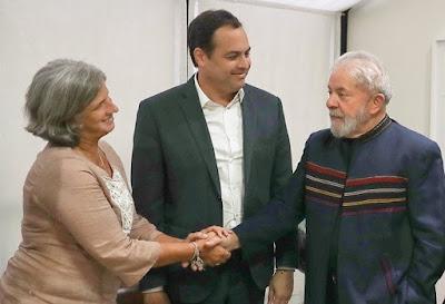 Acordo segue encaminhado entre PSB e PT. Prego foi batido hoje entre Renata Campos e Lula
