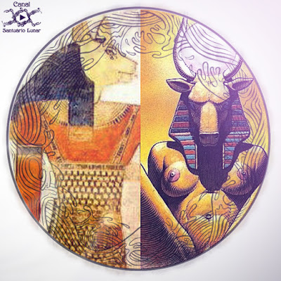 Pagan Calendar - Feast dedicated to the Goddess Bast and to the Goddess Hathor: 15th of May