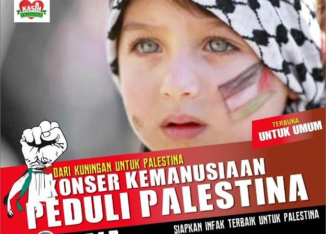 Puluhan Komunitas Bersinergi untuk Selenggarakan Konser Peduli Palestina