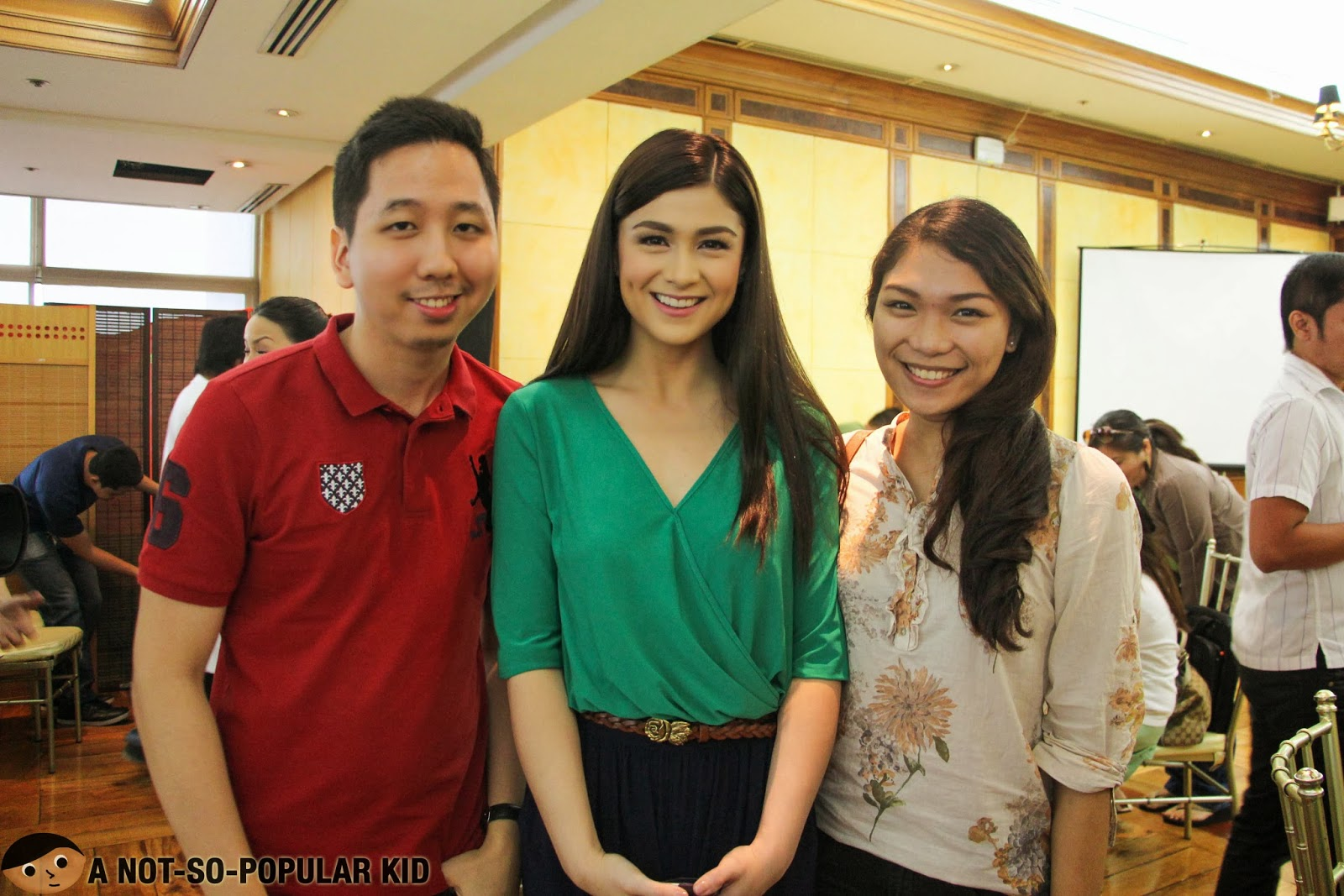 Carla Abellana for New Season of Del Monte Kitchenomics