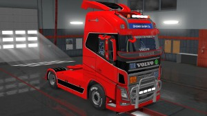 Volvo 2013 truck mod by Ohaha