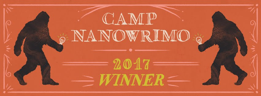 Camp NaNoWriMo April 2017