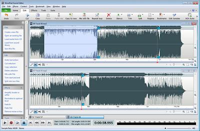 WavePad Sound Editor Full