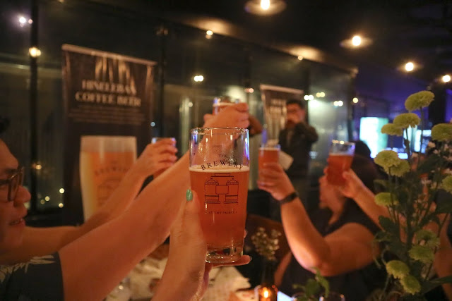 ULI Coffee Beer for a Cause