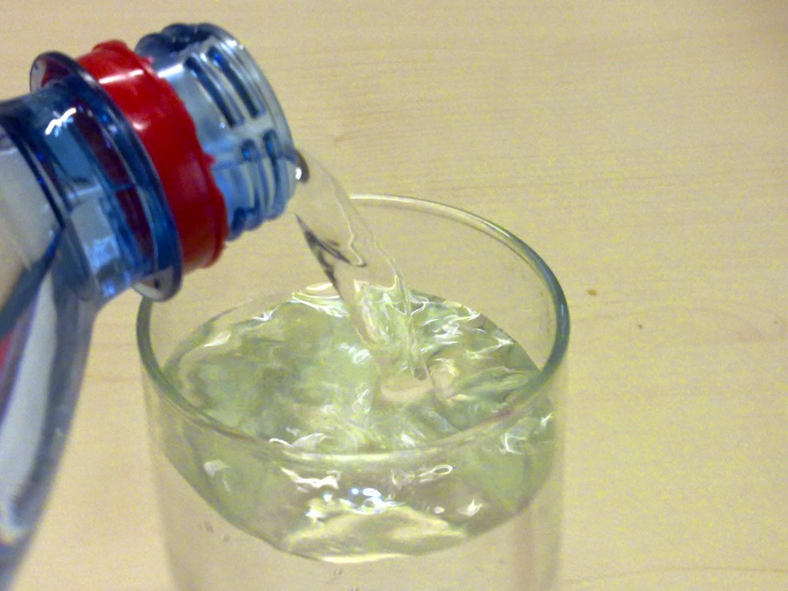 Süßstoffe im Mineralwasser