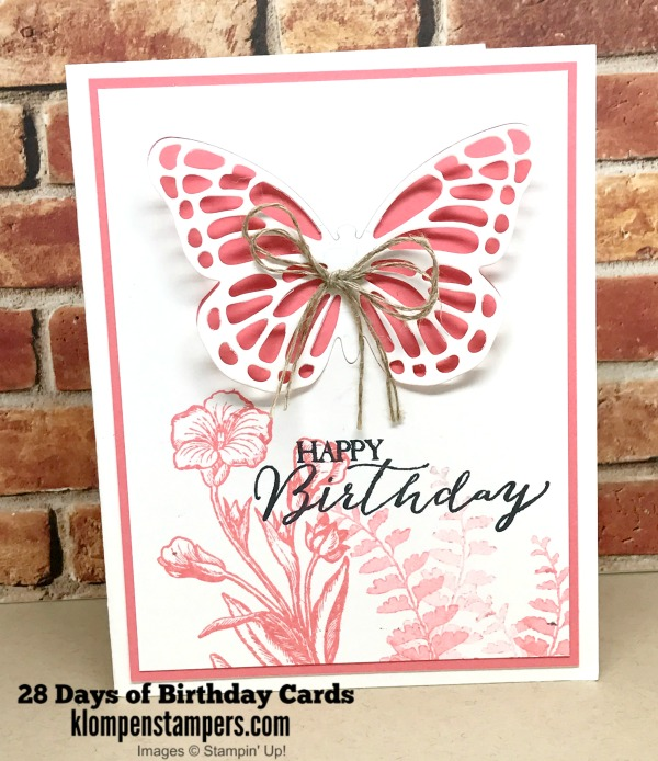 Here Are The Stamps And Main Products Used On This Card Click Any Of Pictures To View Online Or Place Your Order