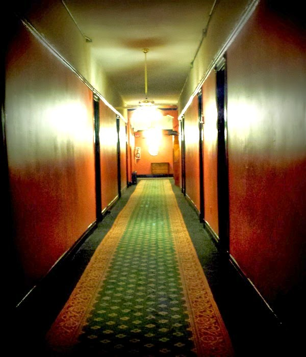 Crescent Hotel Ghost Tour in Eureka Springs, AR