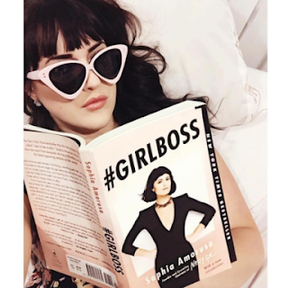 Girlboss , livro , série ,sophia amouroso , netflix