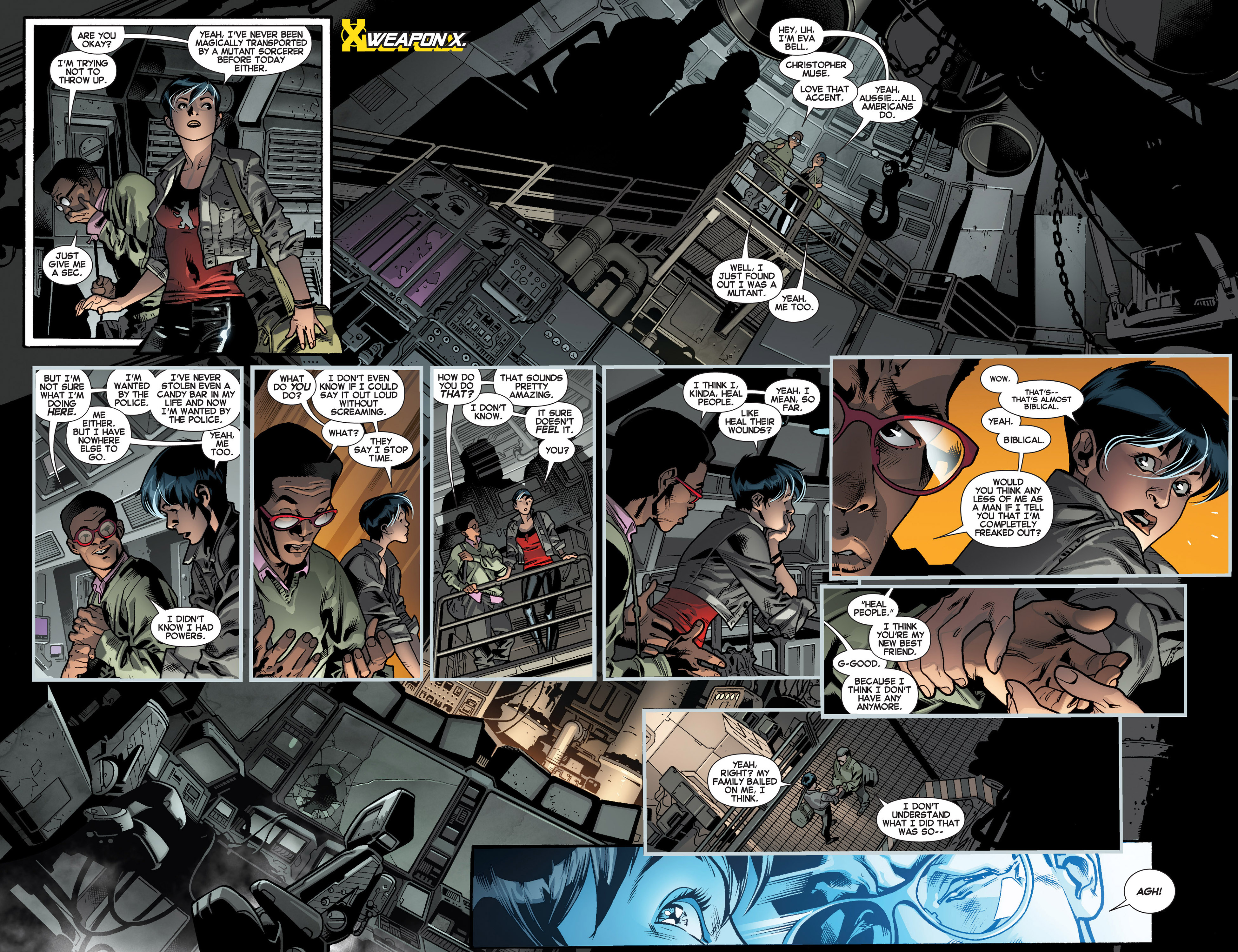 Read online All-New X-Men (2013) comic -  Issue #4 - 10