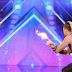 Video: Deadly Games knife throwing act on America's Got Talent 2016