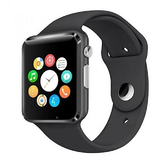 Smart Watch A1 U10 Hitam