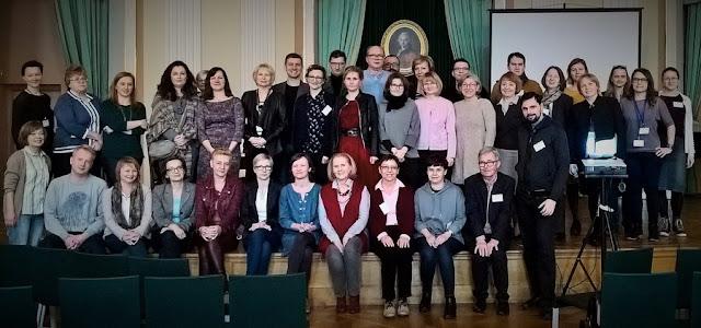 Fotografia uczestników zjazdu PSIM 2017