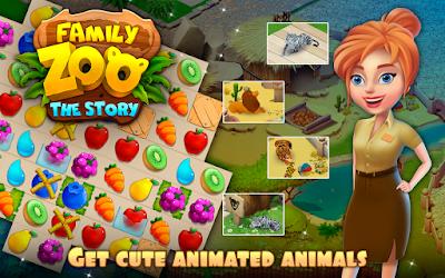 Family Zoo The Story