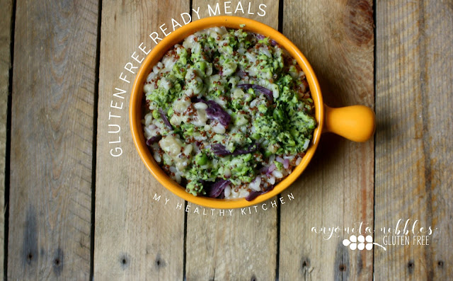 My Healthy Kitchen Gluten Free Ready Meals