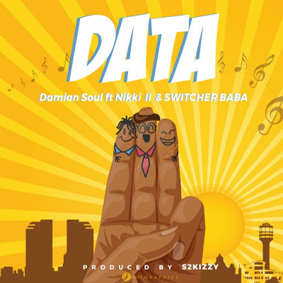 Damian Soul Ft. Nikki Wa Pili & Switcher Baba - Data