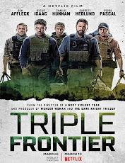 pelicula Triple Frontera (Triple Frontier) (2018)