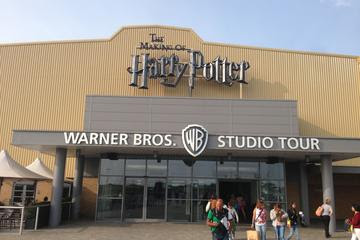 Harry Potter Journey at the Warner Bros Studio London
