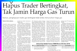 Remove Multilevel Traders, Not Guarantee Gas Prices Down