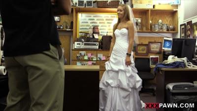 A bride's revenge – XXX Pawn