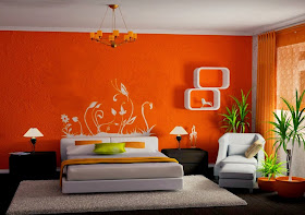 New Modeling Homes Interior Design Color Trends