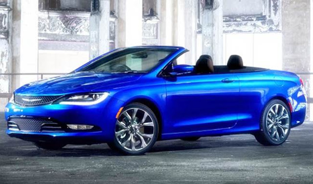 2018 Chrysler 200 Specs, Rumors
