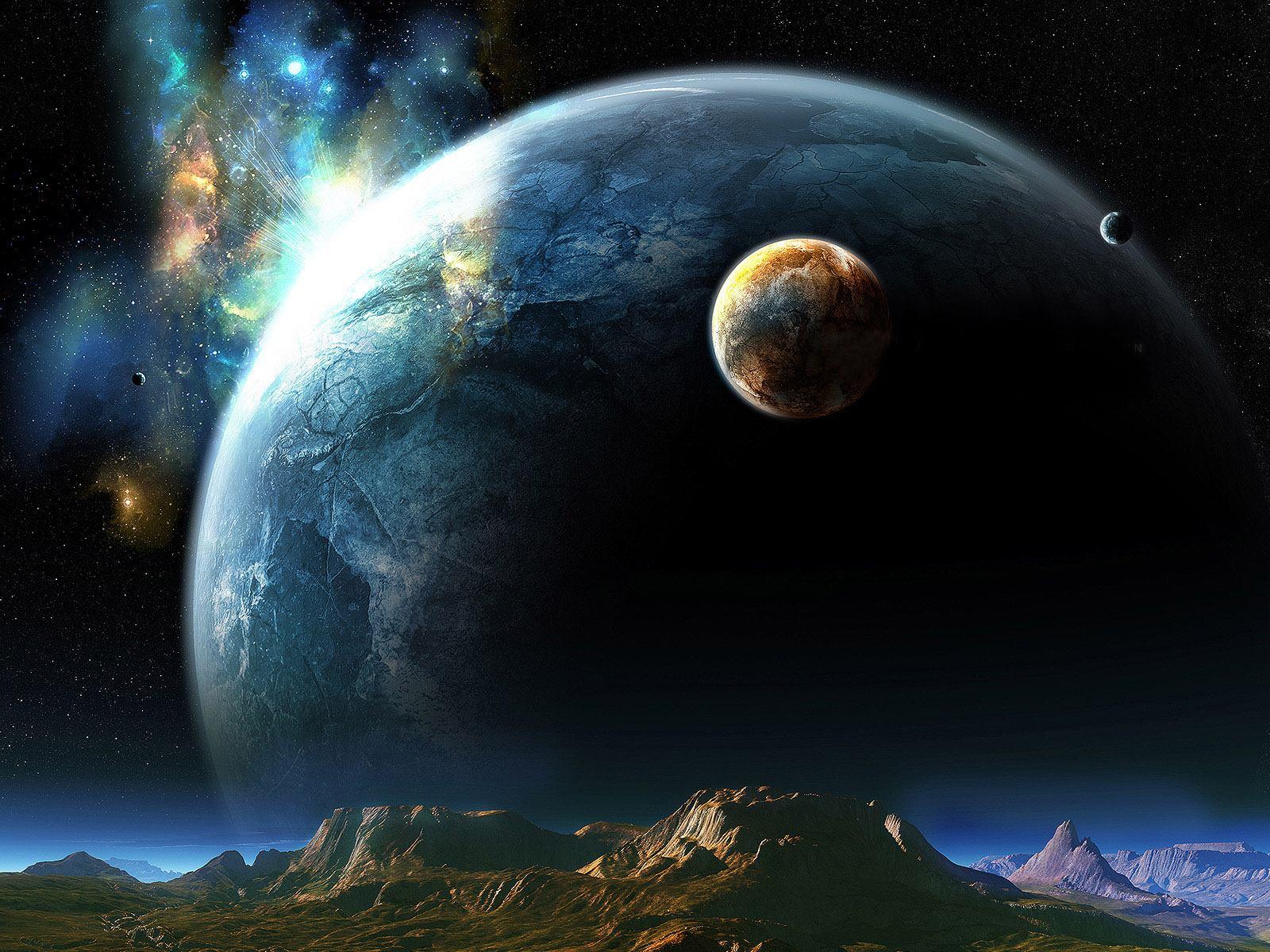 Beautiful Universe HD WallPapers Download(32 Wallpapers
