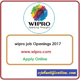 Wipro Hiring Database Developer Jobs in Bangalore Apply Online