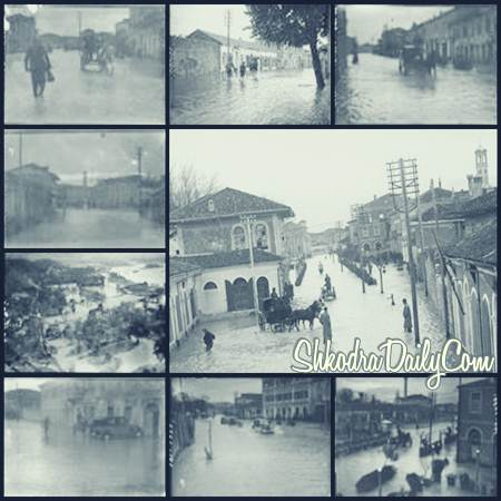 Foto nga permbytjet ne Shkoder