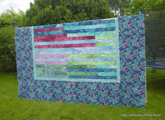 Night Owl Quilting Amp Dye Works Stonehenge 1600 Quilt