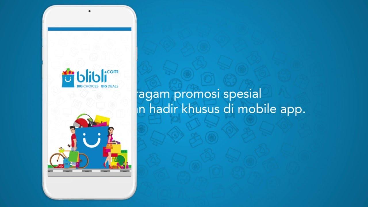 blibli app