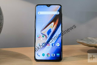 OnePlus 6T See Features