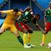 Camarões e Austrália ficam no empate e se complicam na competição