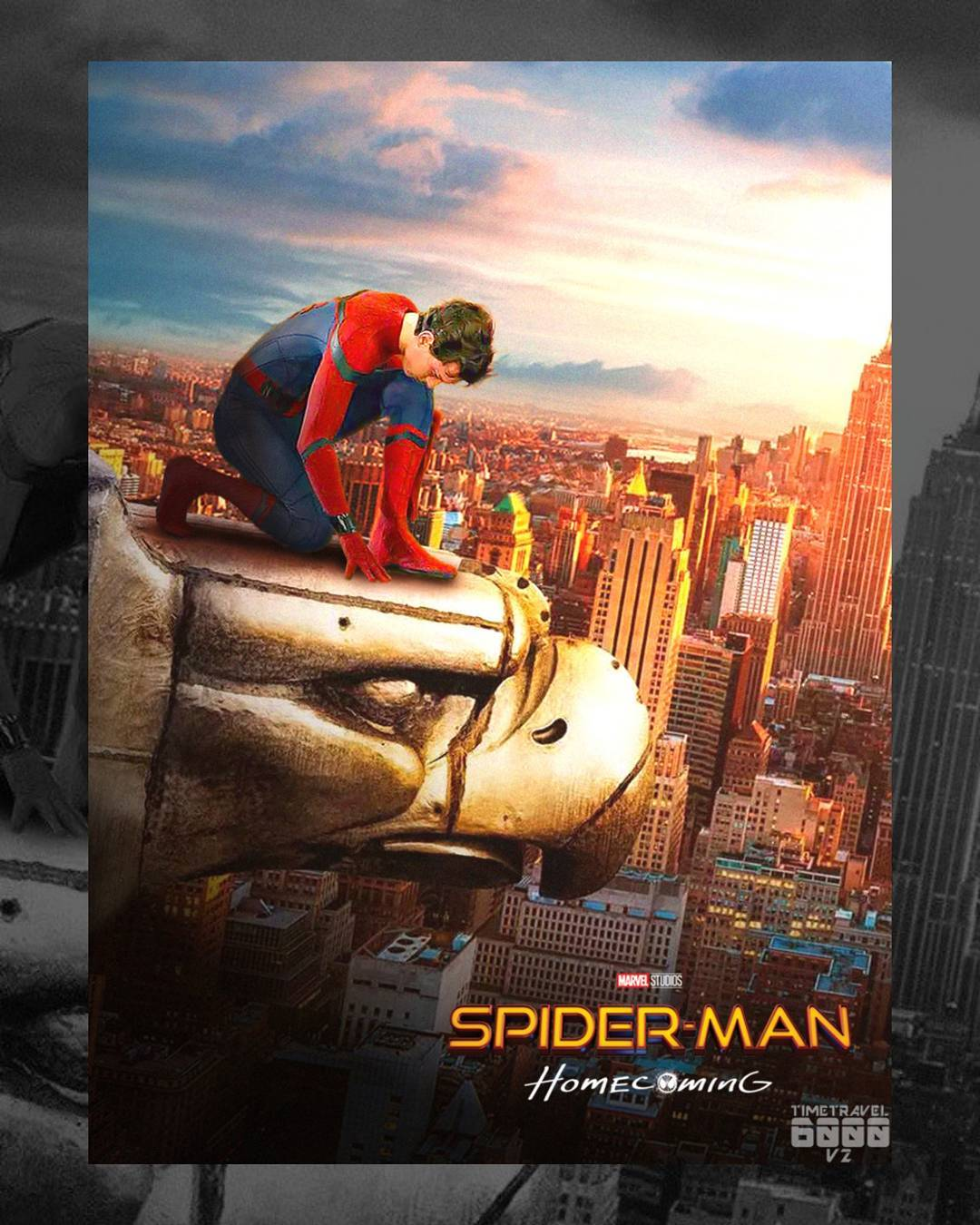 Spiderman Homecoming Wallpaper For Android