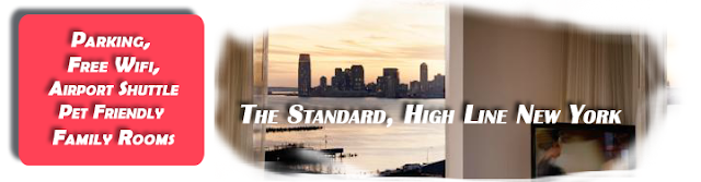 The Standard, High Line New York Booking Open