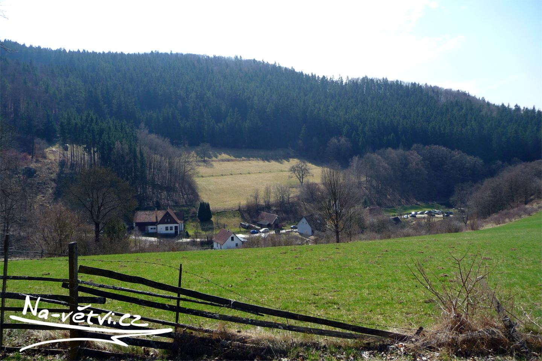 Chlébské údolí