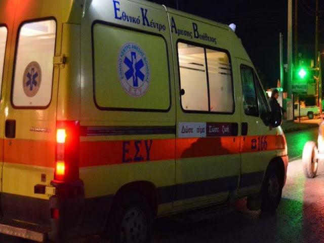 Νεκρή  ηλικιωμένη στη Κόρινθο που παρασύρθηκε από αυτοκίνητο