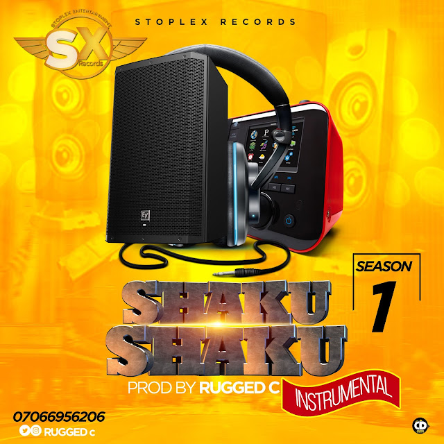 Shaku Shaku Instrumental Season 1 — Prod. By Rugged C - www.mp3made.com.ng