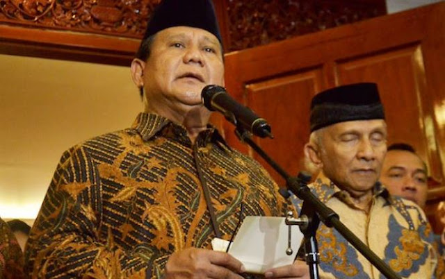 Ini Perminataan Kaum Disabilitas pada Prabowo
