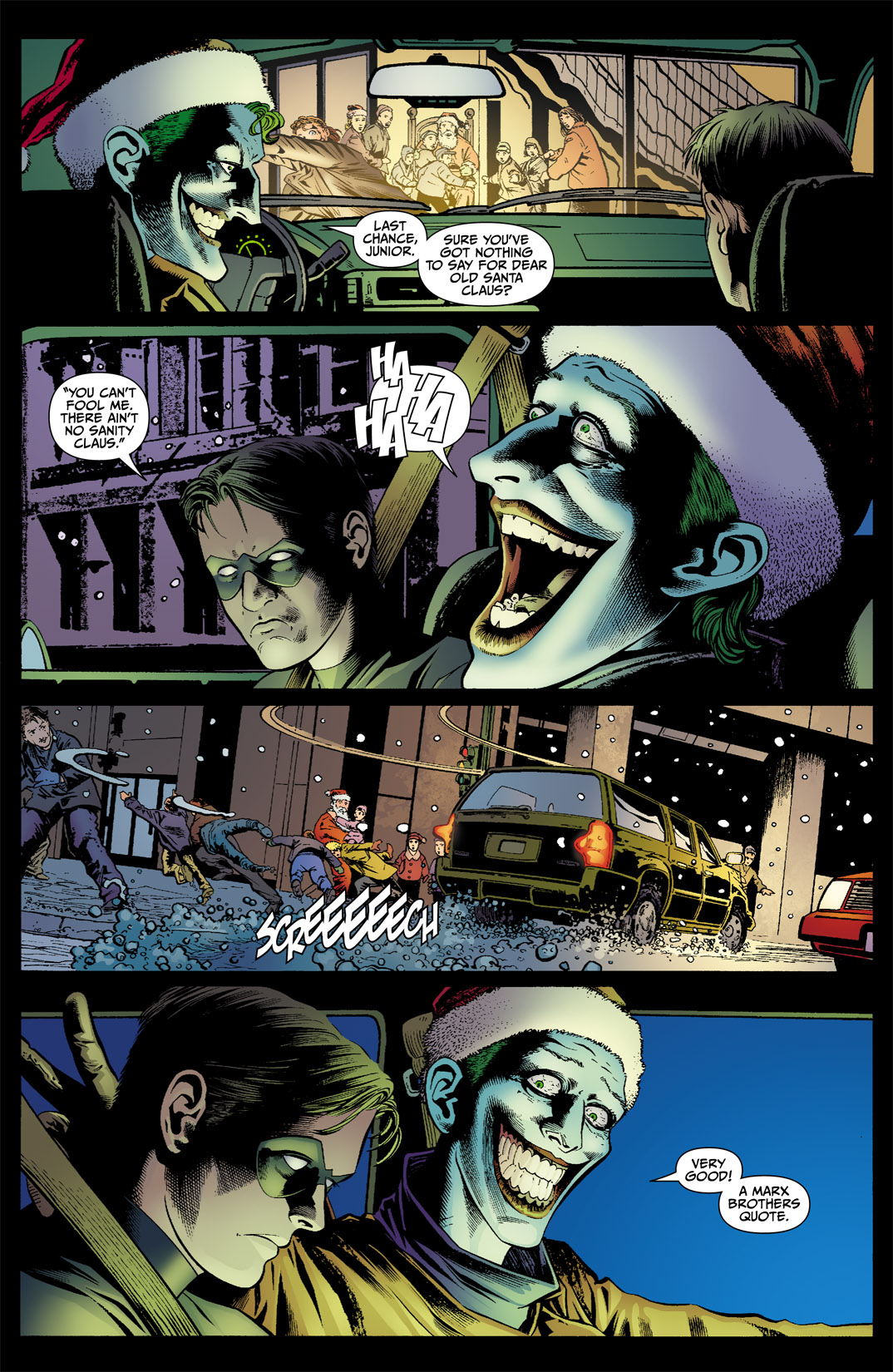 Detective Comics (1937) 826 Page 17