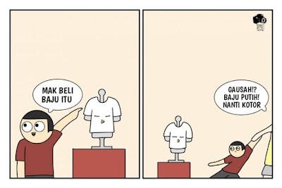 7 Komik 'Banyolan Receh' yang Kocaknya Pas-pasan Banget
