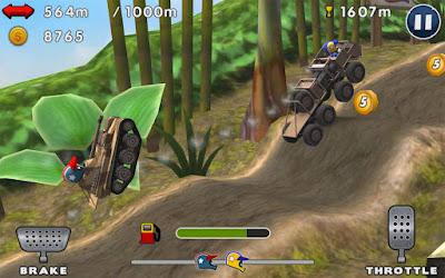 Mini Racing Adventure v1.11.3 Data + Mod apk Terbaru