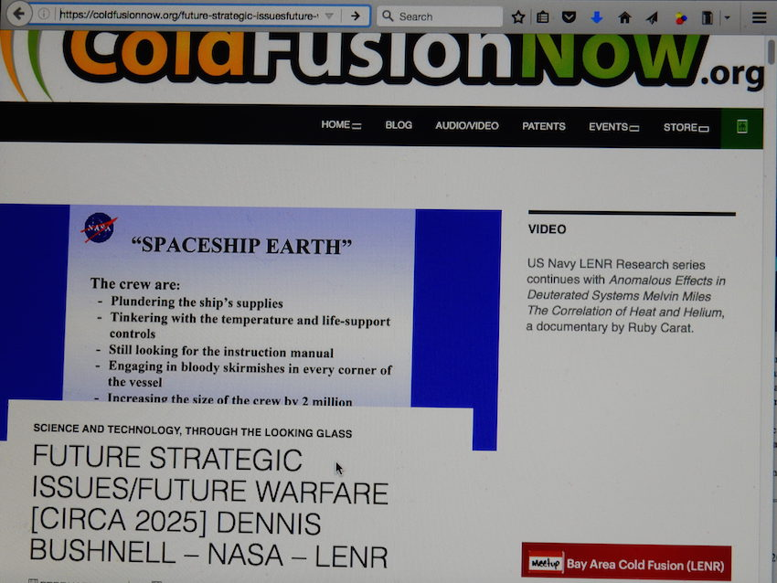 nasa future strategic issues/future warfare - 850×638