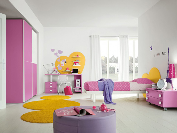 designing kids bedroom