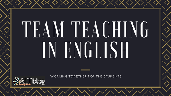 alt training online blog team teaching in english working for the