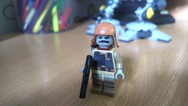Повстанец Пао Изгой один фигурка лего купить