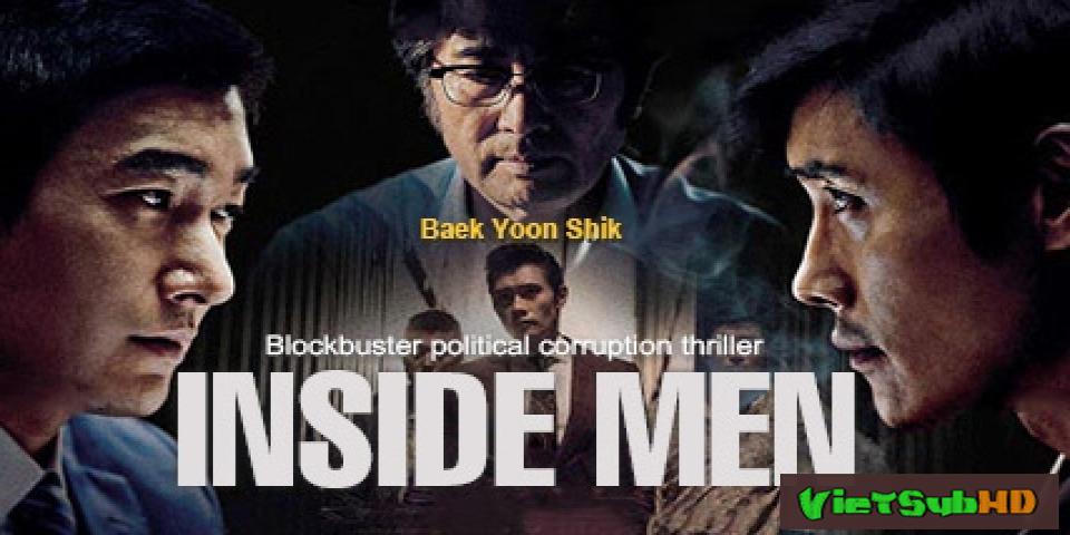Phim Điệp Vụ Kép VietSub HD | Inside Men 2015