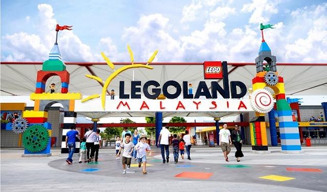 2. Legoland Malaysia