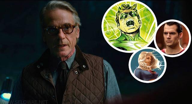 [Teori] Siapa yang Dilihat Alfred di Akhir Trailer Justice League Comic-Con 2017?